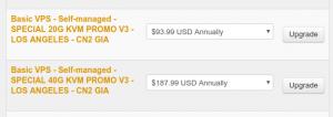 可以选择升级到93美金的GIA机型